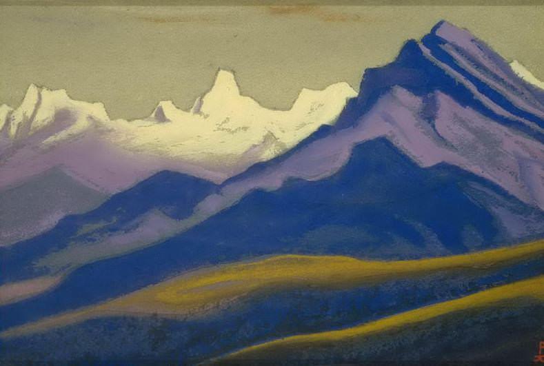 Surf # 88. Roerich N.K. (Part 5)