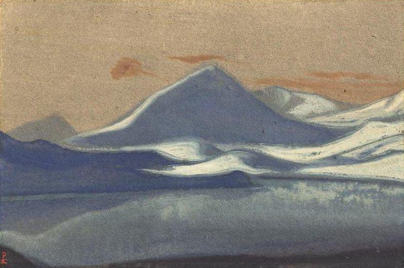 Lahul. Roerich N.K. (Part 5)