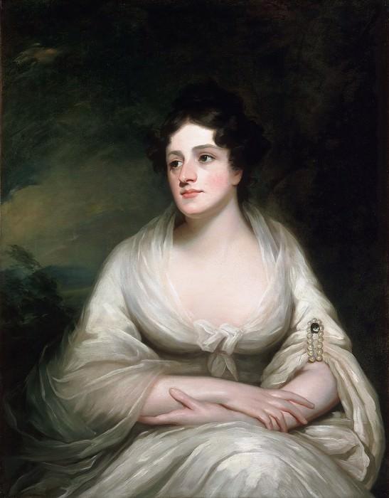 Реборн, Генри (1756 Стокбридж - 1823 Эдинбург) -- Леди Белхейвен. Музей искусств Филадельфии