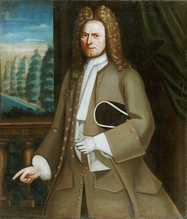 Партридж, Неемия (1683 - ок1737) -- Ян тен Брук. Музей искусств Филадельфии
