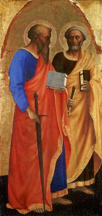 Masolino (Tommaso di Cristoforo Fini), also called Masolino da Panicale, Italian (active Florence, Hungary, Rome, Todi, and Castiglione d'Olona), documented 1423-1435 --. Philadelphia Museum of Art