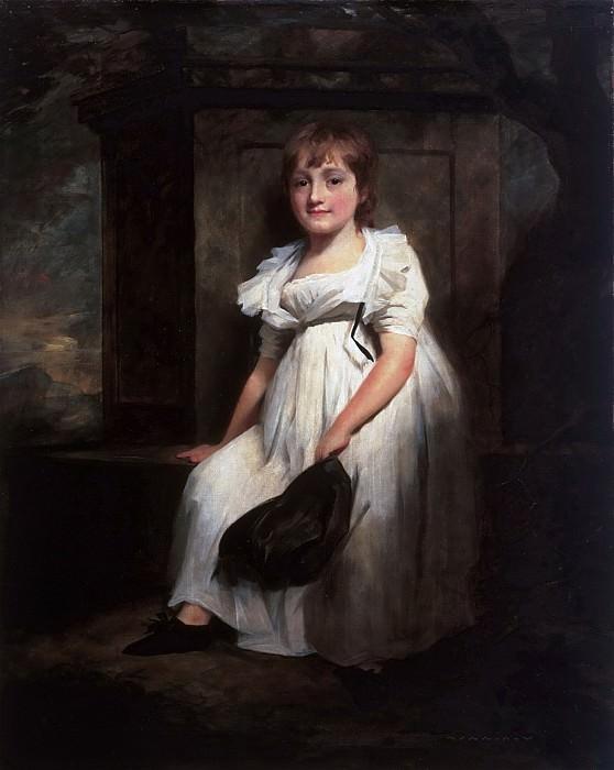 Sir Henry Raeburn, Scottish, 1756-1823 -- Portrait of Master John Campbell of Saddell. Philadelphia Museum of Art