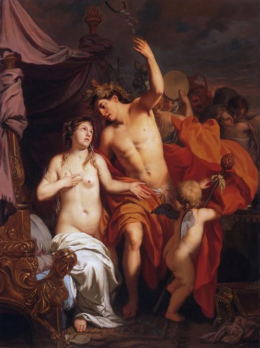 Лересс, Герард де (1641 Льеж - 1711 Гаага) -- Вакх и Ариадна. Музей искусств Филадельфии