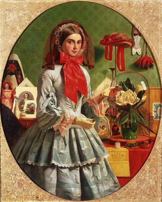 James Collinson, English, c. 1825-1881 -- For Sale. Philadelphia Museum of Art