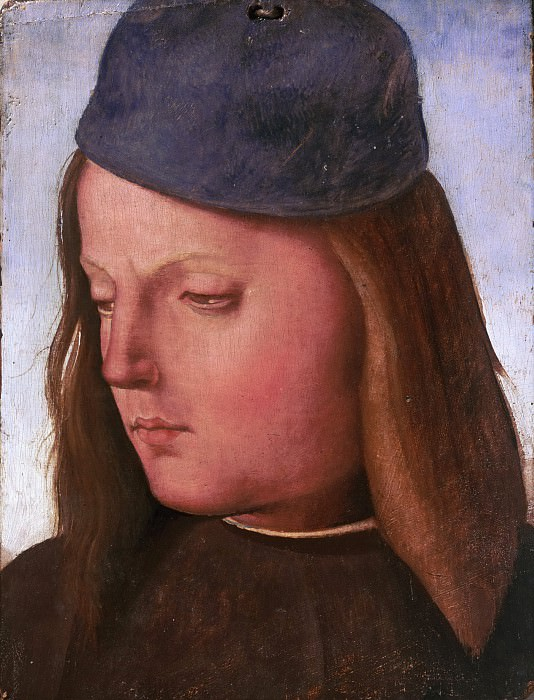 Head of a Boy. Luca Signorelli