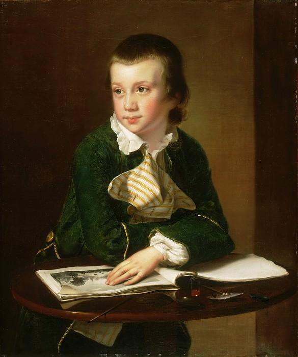 Joseph Wright, also called Joseph Wright of Derby, English, 1734-1797 -- Portrait of William Rastall. Philadelphia Museum of Art