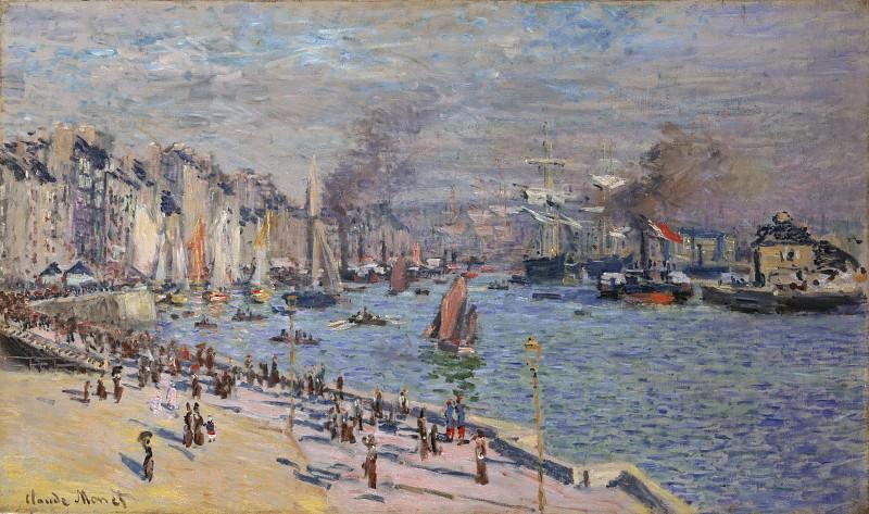 Моне, Клод-Оскар (1840 Париж - 1926 Живерни) - Утренняя дымка. Музей искусств Филадельфии