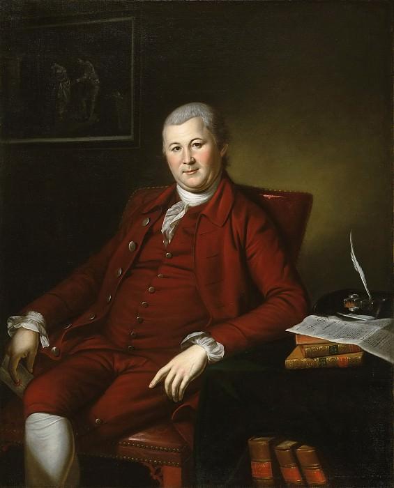 Пил, Чарльз Уилсон (1741-1827) -- Джон Байярд. Музей искусств Филадельфии
