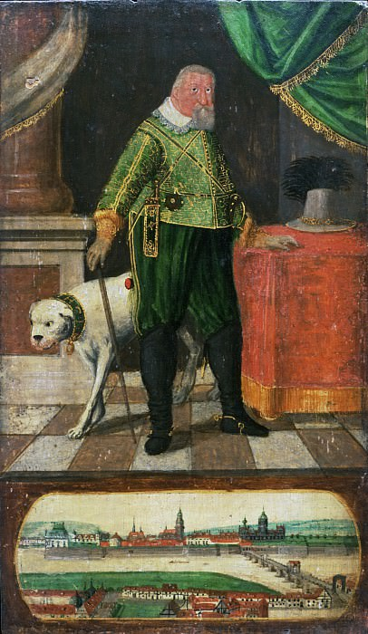 Daniel Bretschneider the Younger, German (active Dresden), died 1658 -- Portrait of Johann Georg I. Philadelphia Museum of Art