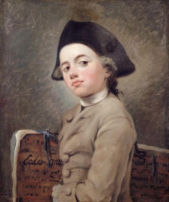 Nicolas Bernard Lépicié -- The Young Draftsman. Part 3 Louvre