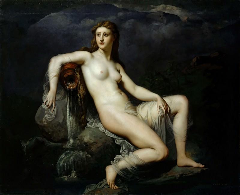 Леманн, Анри (1814 Киль - 1882 Париж) -- Источник. часть 3 Лувр