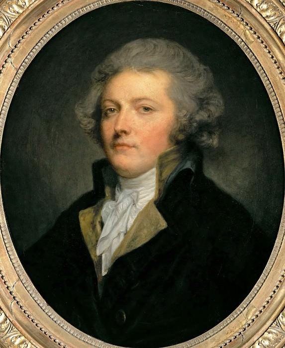 Jean-Baptiste Greuze (1725-1805) -- Fabre d'Eglantine (1755-1794). Part 3 Louvre