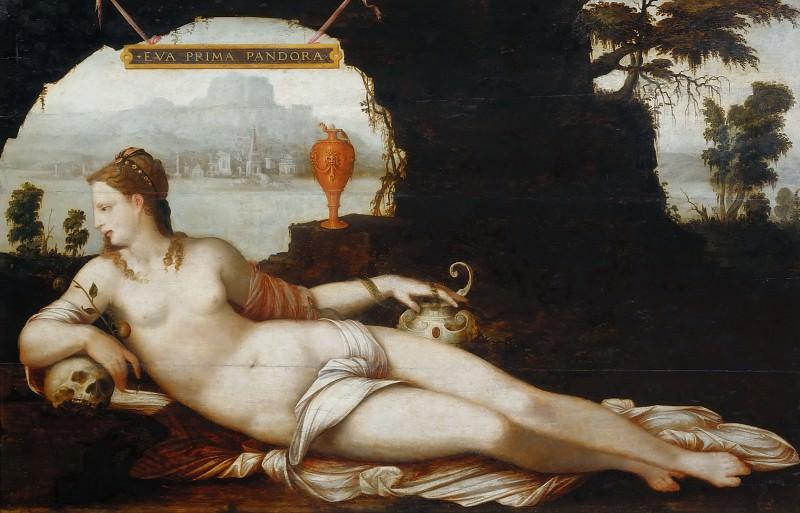 Кузен, Жан старший (ок1495 Суси - ок1560 Париж) -- Ева - первая Пандора. часть 3 Лувр