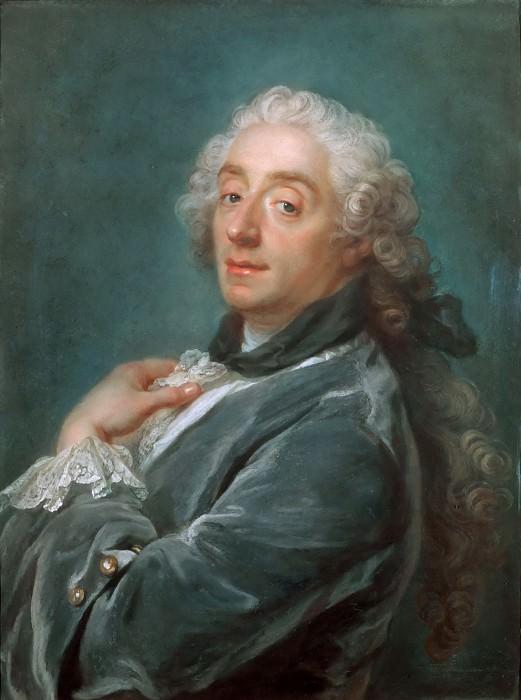 Gustaf Lundberg -- The painter François Boucher. Part 3 Louvre