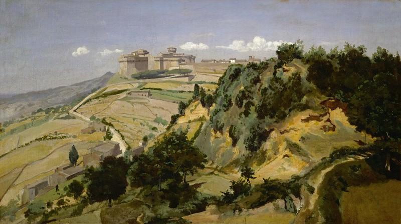 COROT, Jean-Baptiste Camille -- (b. 1796, Paris, d. 1875, Paris). Part 3 Louvre