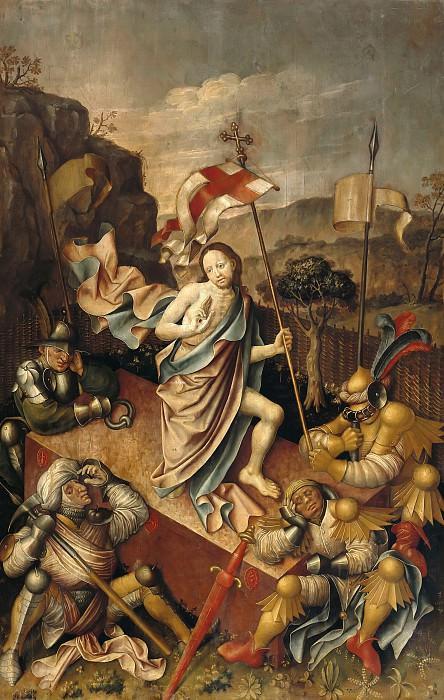 Gabriel Angler I (c.1405-c.1460) - Passion altar (fragment). Part 2