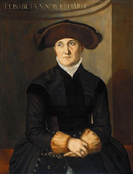 Georg Pencz (c.1500-1550) - Elizabeth Schweitzer. Part 2
