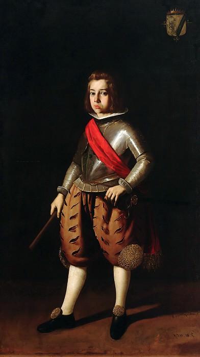 Сурбаран, Франсиско де (1598-1664) - Дон Алонсо Вердуго де Альборнос. Часть 2