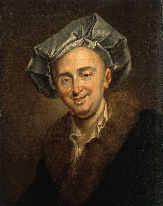 Georg Friedrich Schmidt (1712-1775) - Julien Offray de La Mettrie. Part 2