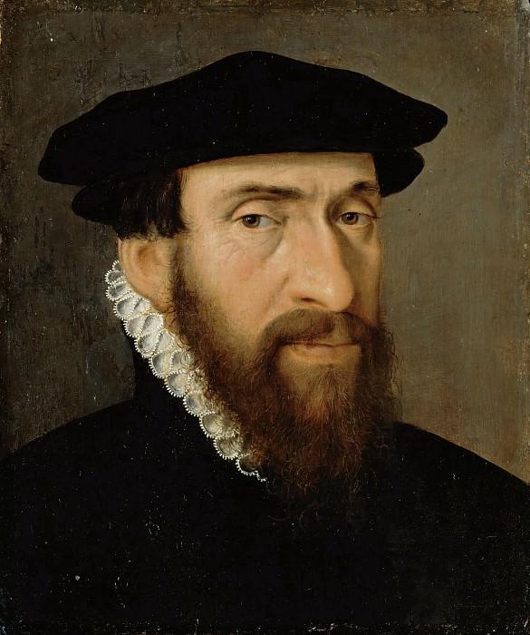 Пурбус, Франс I (1545-1581) - Мужской портрет. Часть 2