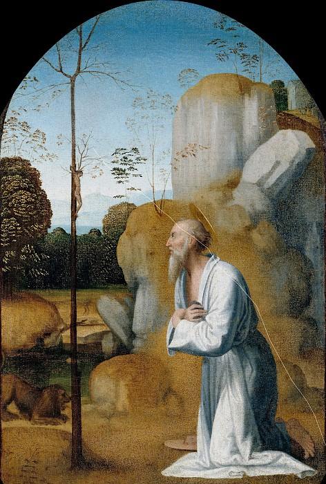 Fra Bartolommeo (1472-1517) - St. Jerome. Part 2