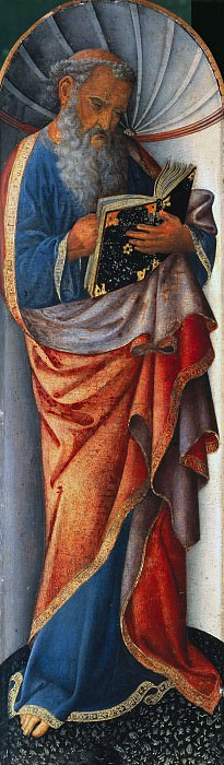Jacopo Bellini (1400-1471) - John the Evangelist. Part 2