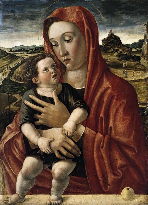Madonna with Child. Giovanni Bellini