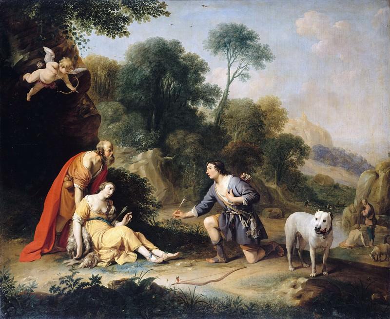 Сафтлевен, Херман (1609-1685) - Сильвио и Доринда. Часть 2