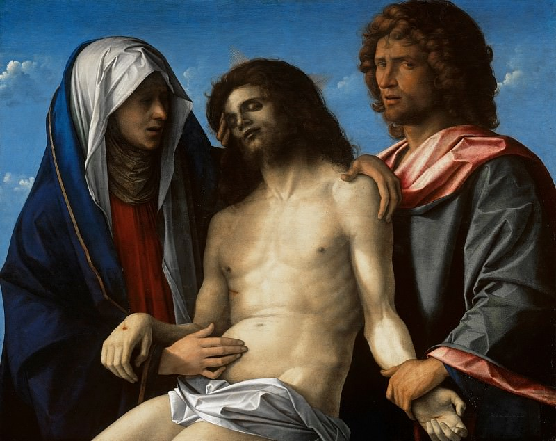 Giovanni Bellini (c.1430-1516) - The Lamentation of Christ. Part 2