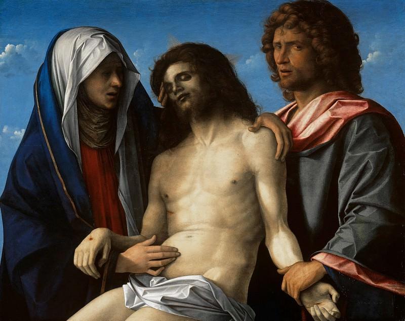 The Lamentation of Christ. Giovanni Bellini