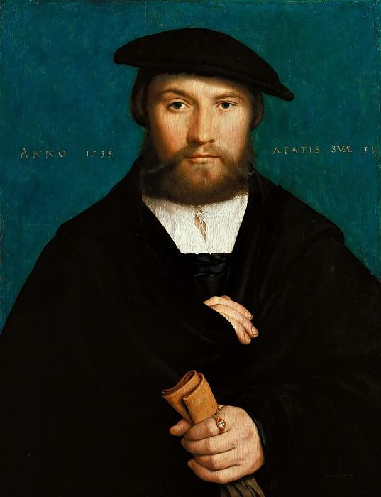 Гольбейн, Ганс II (1497-1543) - Герман Гиллебранд Ведиг. Часть 2