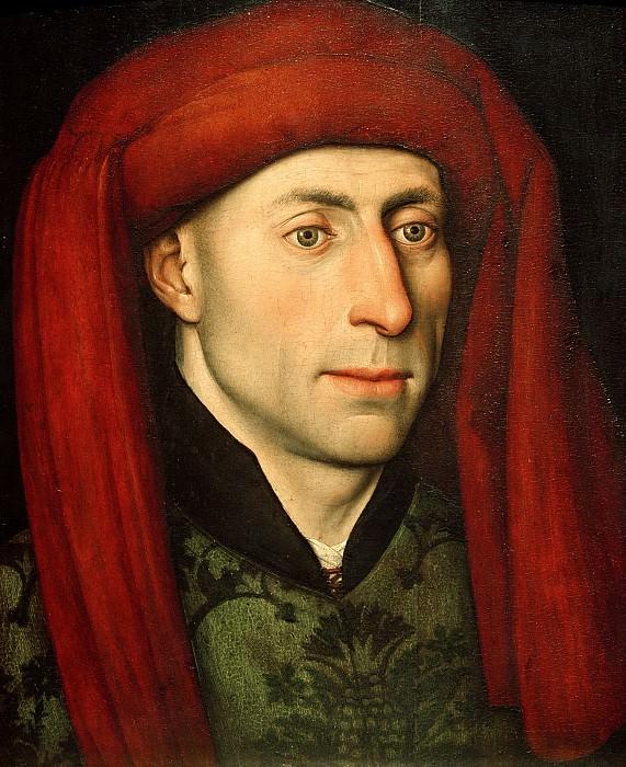 Даре, Жак (атр.) - Портрет мужчины в красном шапероне. Часть 2