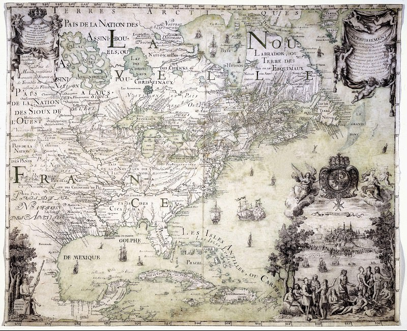 French colonies. Antique world maps HQ