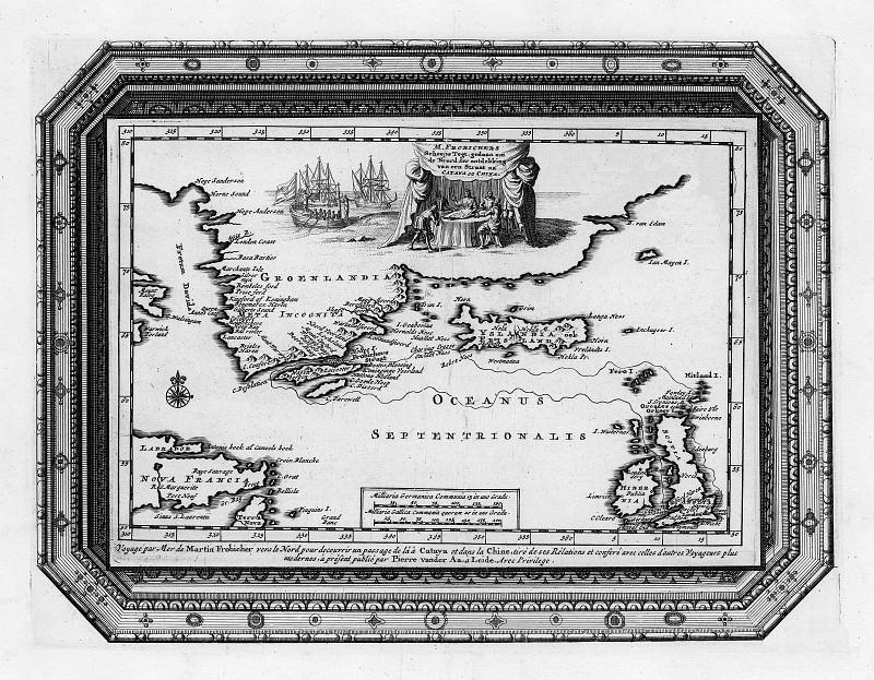 Путешествие в Китай. Древние карты мира в высоком разрешении - Старинные карты