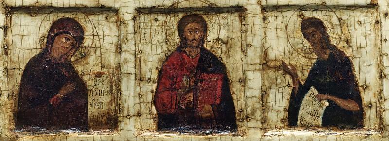Деисусный чин. Orthodox Icons