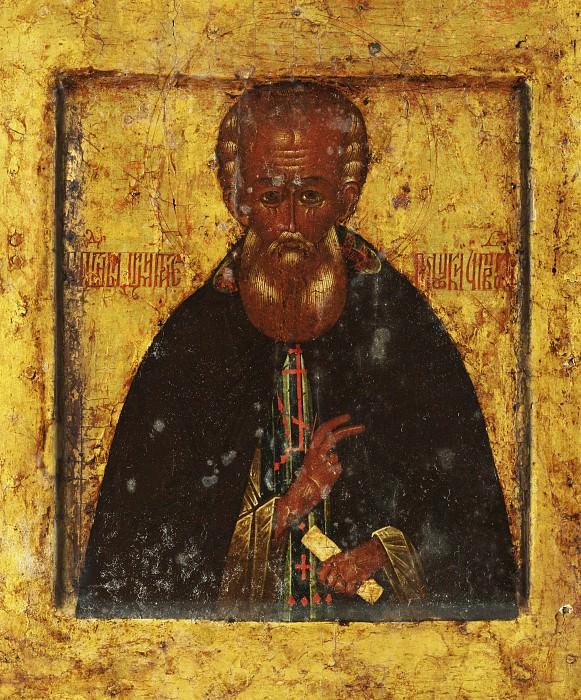 Святой Дмитрий Прилуцкий Чудотворец. Orthodox Icons