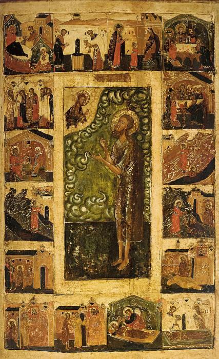 Святой Алексей Человек Божий с житием. Иконы