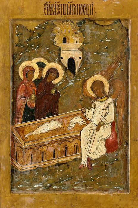 Святые жены мироносицы. Orthodox Icons