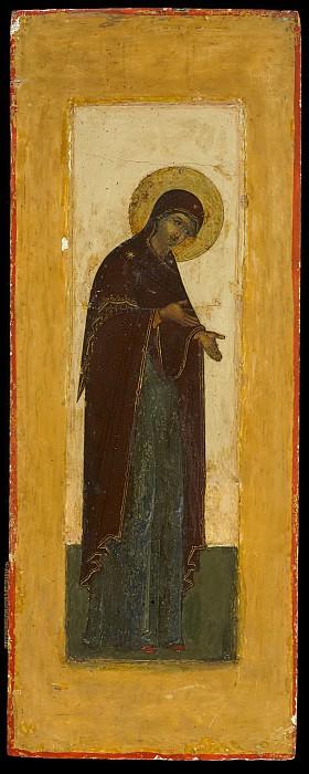 Деисусный чин. Богоматерь. Orthodox Icons