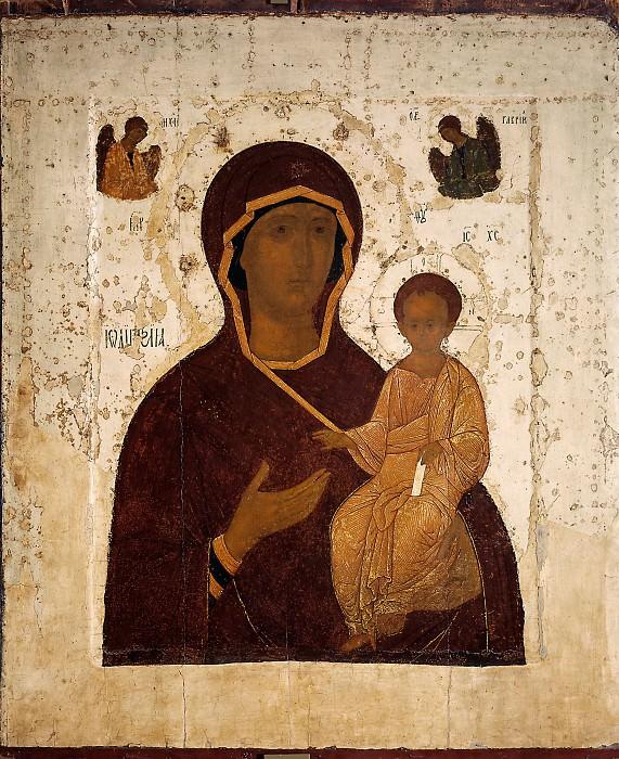 Dionysius (ок.1440-1502) -- Икона Божией Матери Одигитрия. Orthodox Icons