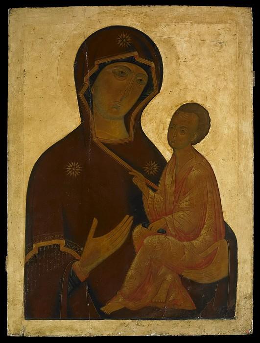 Икона Божией Матери Тихвинская. Orthodox Icons