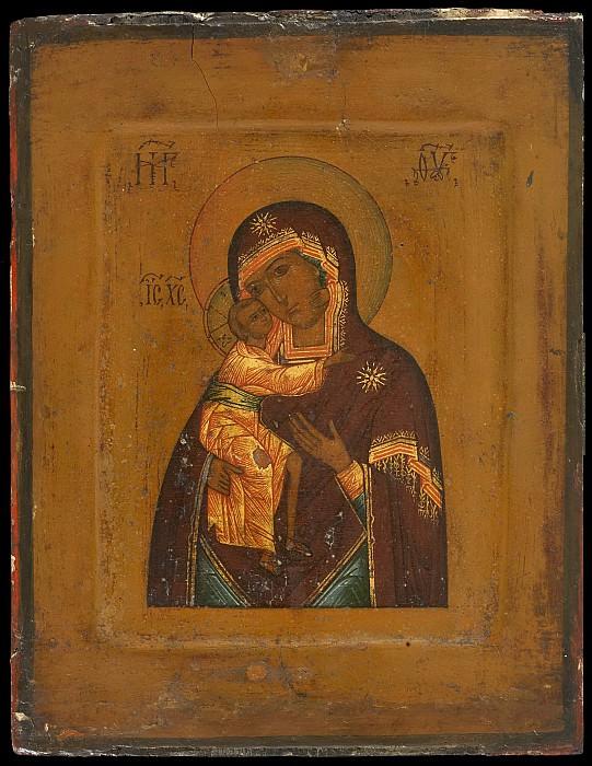 Икона Божией Матери Феодоровская. Иконы