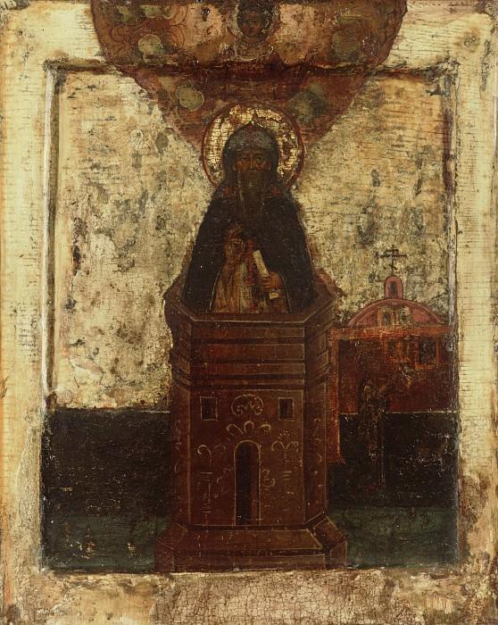 Святой Симеон Столпник. Orthodox Icons