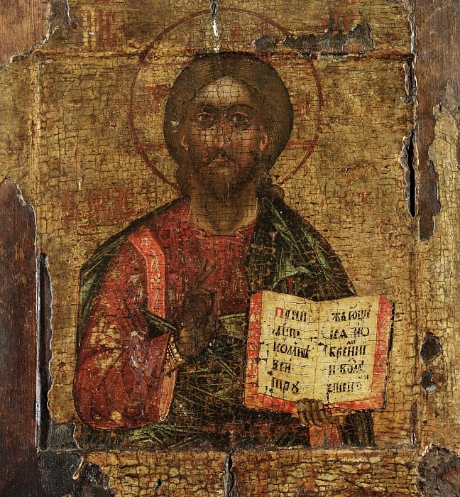 Христос Вседержитель. Orthodox Icons