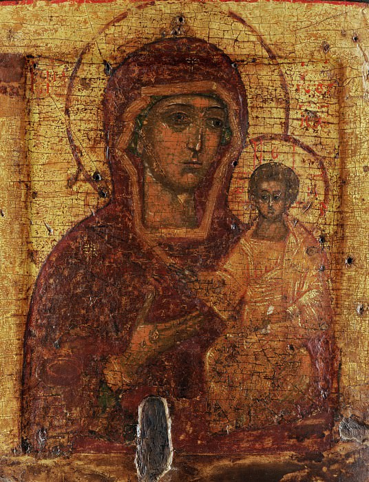 Икона Божией Матери Смоленская. Orthodox Icons