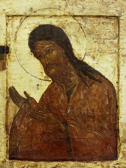 Святой Иоанн Предтеча Деисусный чин. Orthodox Icons