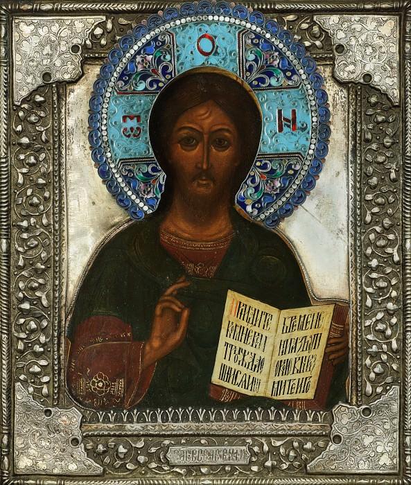 Христос Вседержитель. Иконы