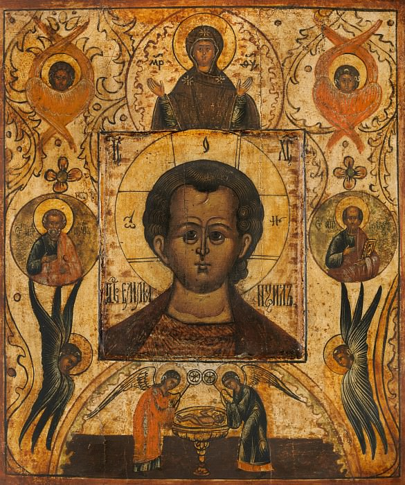 Христос Еммануил. Иконы