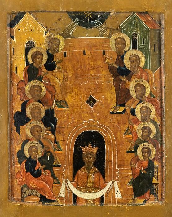 Сошествие Святаго Духа. Orthodox Icons