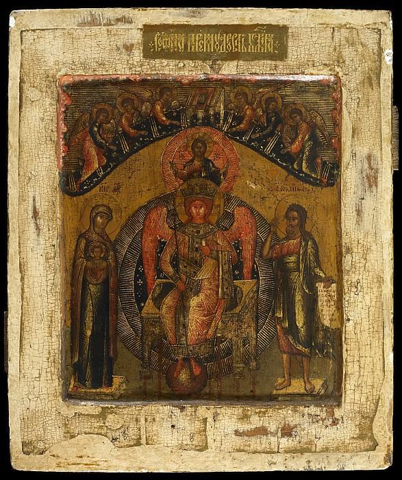 София Премудрость Божия. Orthodox Icons
